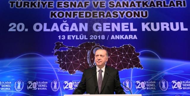 Cumhurbaşkanı Erdoğan: Dalganın Üzerinden Aşarız