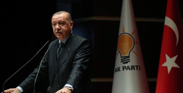"""Cumhurbaşkanı Erdoğan'dan Faiz Açıklaması: """"Biz Sömürü Manivelalarına Eyvallah Edemeyiz"""""""