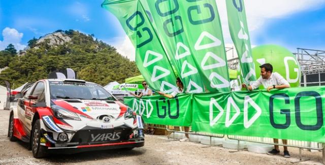 Dünya Ralli Şampiyonası Heyecanı Marmaris'te Başladı