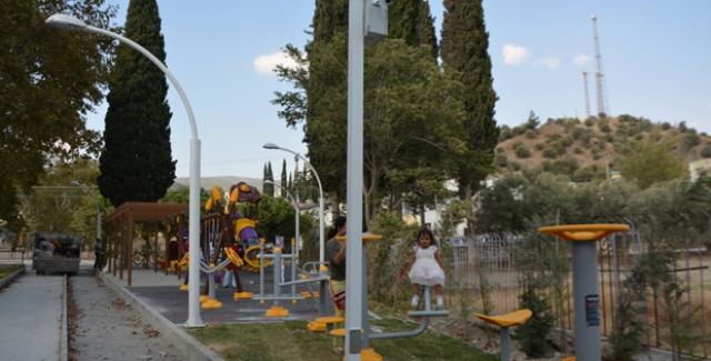 Söke'de Parklara Kamera Sistemi Kuruluyor