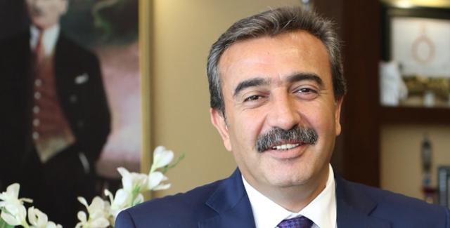 Soner Çetin Türkiye'nin En Başarılı İlçe Belediye Başkanı Seçildi