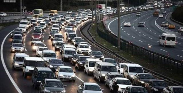 Toplam Taşıt-Km Yüzde 11.9 Arttı