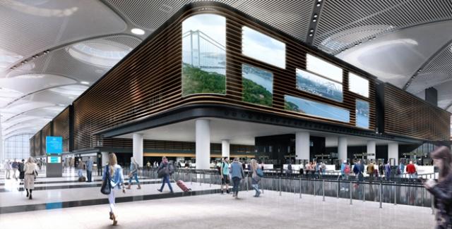 Yeni Havalimanı'nda Taşınma İçin, 9 Bin Kişi Ve 10 Gerçek Uçak İle Deneme Yapılacak