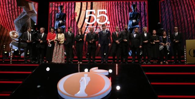 55. Uluslararası Antalya Film Festivali Ödülleri Açıklandı
