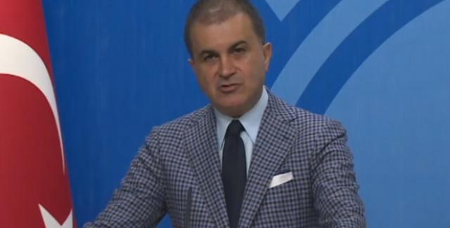 """AK Parti Sözcüsü Çelik: """"Danıştay Kendini Hükümetin Yerine Koydu"""""""