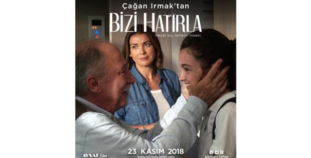 ''Bizi Hatırla'' 23 Kasım'da Sinemalarda