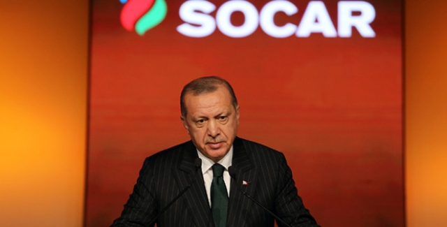 Cumhurbaşkanı Erdoğan'dan Rafineri Açılışında Karabağ Vurgusu
