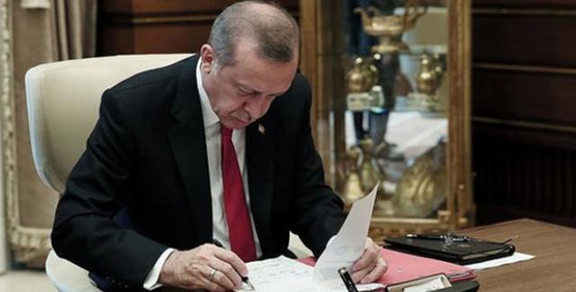Cumhurbaşkanı Erdoğan'ndan Bürokrasiyi Azaltın Genelgesi