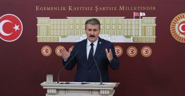 Destici, Bütçeye EYT'nin Eklenmesini Önerdi