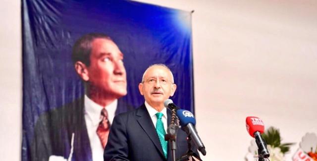 Kılıçdaroğlu: Çözümü Hacı Bektaş-I Veli'nin Öğretisinde Bulabiliriz