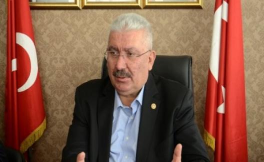 """MHP'li Yalçın'dan AK Parti Sözcüsü Çelik'e Yanıt: """"MHP'ninde Kırmızı Çizgisi Bahçeli'dir"""""""