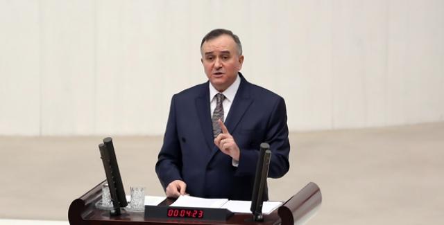 MHP'li Akçay'dan Meclise Kesin Hesap Komisyonu Önerisi