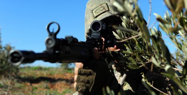 Son Bir Haftada Biri Üst Düzey 18 Terörist Etkisiz Hale Getirildi