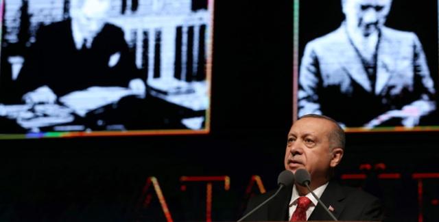"""""""2023 Hedeflerimiz, Ekonomi Ve Demokraside Dünyanın En İleri Ülkelerinden Biri Hâline Gelme Kararlılığımızdır"""""""