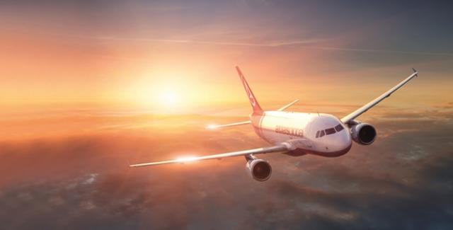 Atlasglobal Havayolları, İstanbul'dan Odessa'ya İlk Uçuşunu Gerçekleştirdi