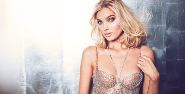 Fantasy Bra'yı Bu Sene Victoria's Secret Meleği Elsa Hosk Taşıyacak