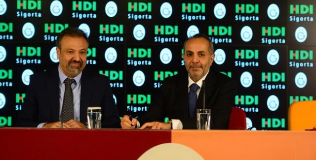 HDI Sigorta Galatasaray Kadın Voleybol Takımı'nın İsim Sponsoru oldu