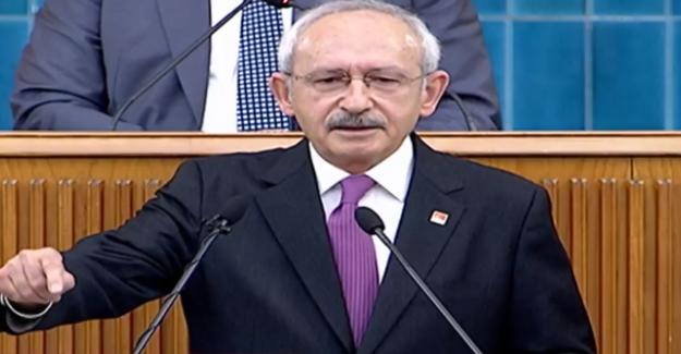 """Kılıçdaroğlu: """"Oyuncak Lider"""""""
