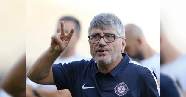 Osmanlıspor Teknik Direktörü Akçay'ın İstifası Kabul Edildi