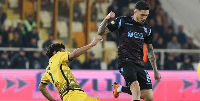 Trabzonspor, Malatya'dan Fark Yedi