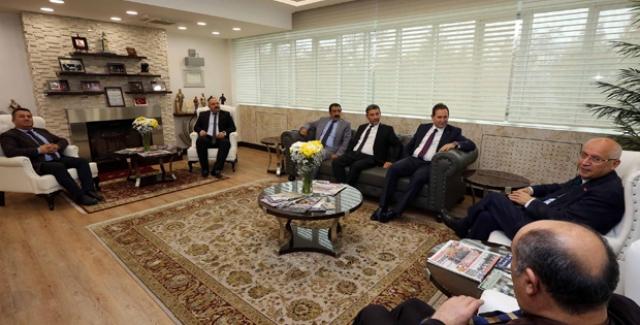 """Başkan Yaşar, """"Halkımın Hizmetkârıyım"""""""