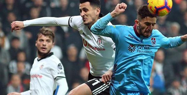Beşiktaş, 1 Puanı Uzatmada Kurtardı