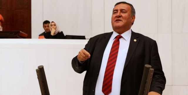 """CHP'li Gürer, TBMM Genel Kurulu'nda AKP İktidarına Seslendi: """"Gerçekler, Halktan Saklanamaz.."""""""