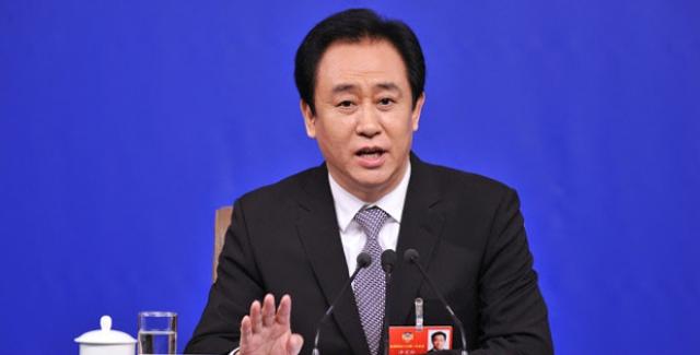 Çin'in En Zengin İsmi, Evergrande Başkanı Hui Ka Yan Oldu
