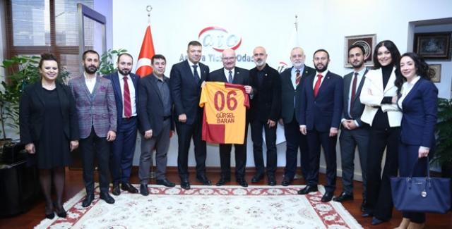 """Fenerli Gürsel Baran'dan GS Anıları: """"Galatasaray'ın Başarılarıyla Gururlandık"""""""