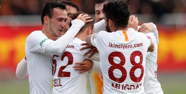 Galatasaray'ın Gençleri Var