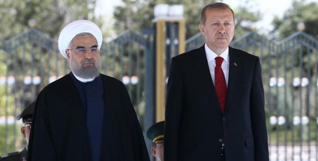 İran Cumhurbaşkanı Ruhani Ülkemizi Ziyaret Edecek