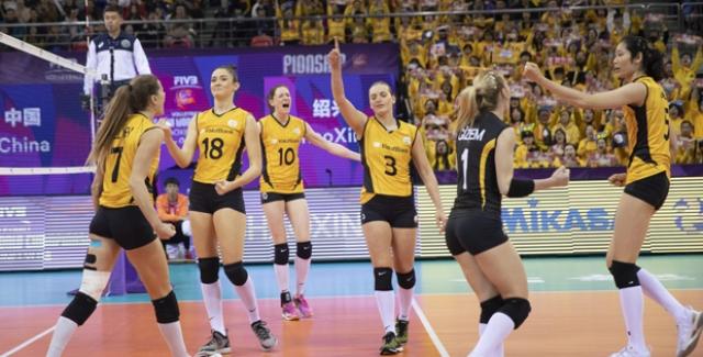 VakıfBank, 3. Kez Dünya Şampiyonu