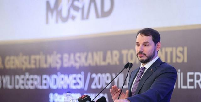 Bakan Albayrak Açıkladı: KOBİ'lere Yeni Kredi Destek Paketi