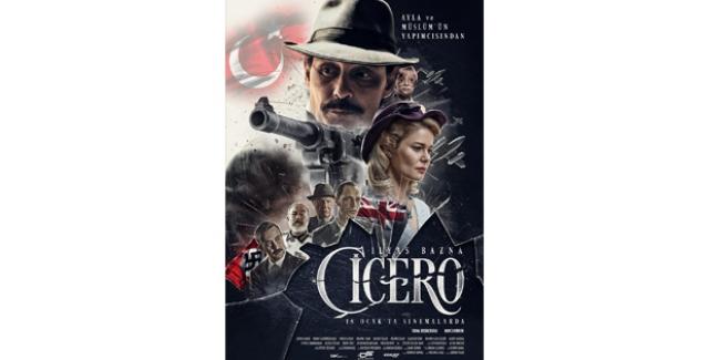 Çiçero 18 Ocak'ta Vizyonda, Film Ekibi 19 Ocak'ta ANKAmall Cinemaximum'da
