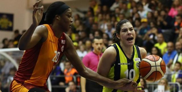 Kadınlar Basketbolunda Türkiye Kupası Kuraları Çekildi