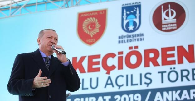 """""""Ankara, 15 Temmuz'da İstiklaline Ve İstikbaline Sahip Çıkarak Destan Yazmış Şehrimizdir"""""""