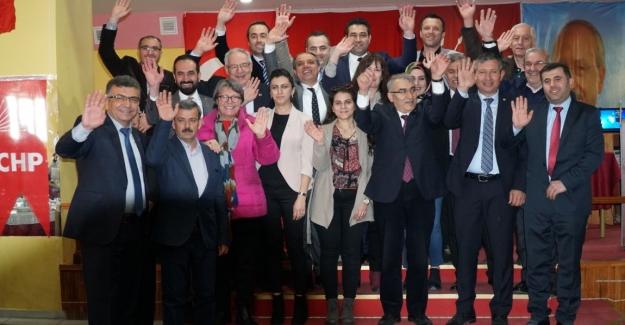 CHP Genel Başkan Yardımcısı Haluk Koç 'Veysel Ayık Halk Nezdinde Çoktan Kazandı'