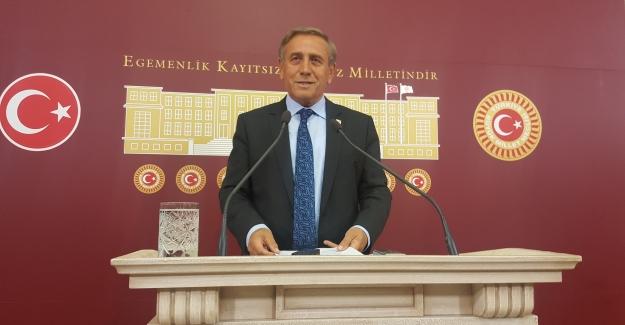 """CHP'li Kaya: """"Yolsuzlukların Kapatılmasına Asla İzin Vermeyeceğiz, Er Ya Da Geç Hesabını Soracağız"""""""