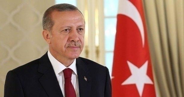 Cumhurbaşkanı Erdoğan'dan Çekmeköy'de Meydana Gelen Helikopter Kazasına İlişkin Taziye Mesajı