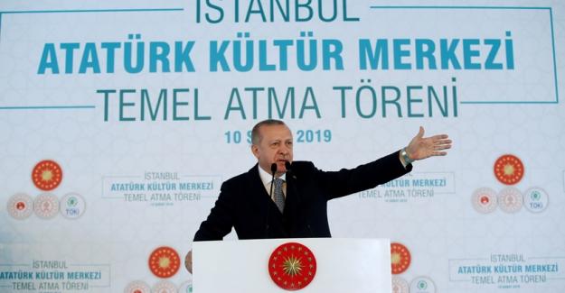Cumhurbaşkanı Erdoğan'dan Kitap, Dergi Ve Gazetede KDV Kalkıyor Müjdesi