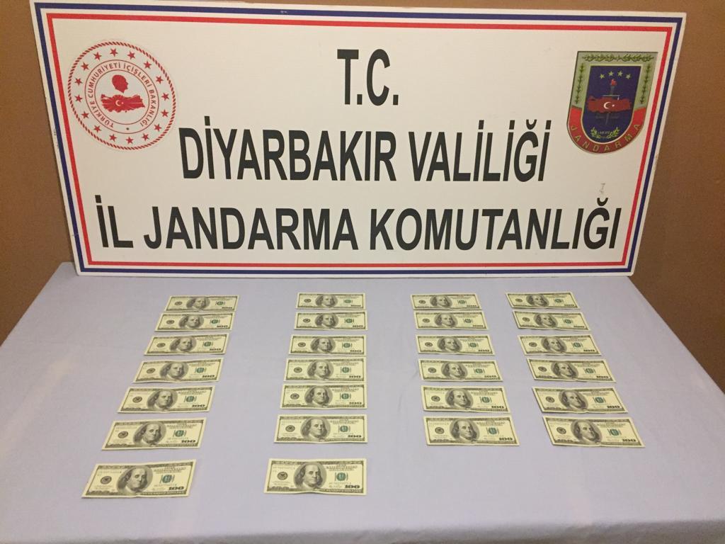Diyarbakır'da Sahte Para Operasyonu