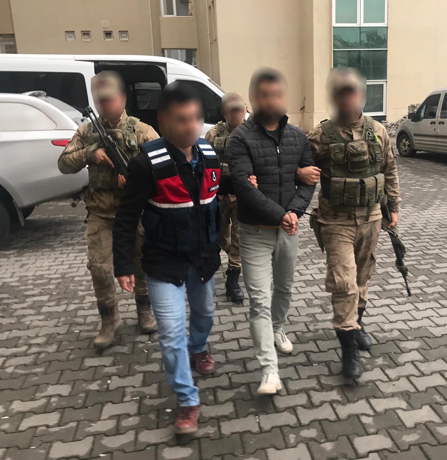 Diyarbakır'da Terör Operasyonu: 1 Terörist Yakalandı