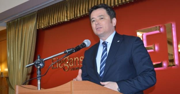 Erkan Aydın: Osmangazi'yi Yeniden Canlandıracağız