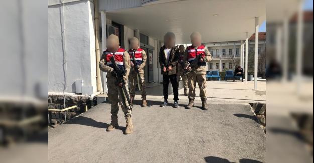 İzmir'in Torbalı İlçesinde Terör Operasyonu: 1 Terörist Yakalandı