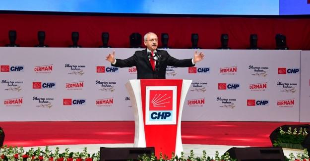 Kılıçdraroğlu'ndan 12 Maddelik Seçim Bildirgesi
