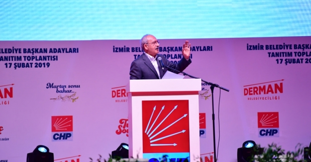 """Kılıçdaroğlu: """"Kırsaldan İzmir'e Göç Gelmiyor, Ama İzmir'den Kırsala Gelir Aktarılıyor"""""""