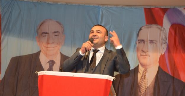 Mamak'ta Cumhur İttifakı Gövde Gösterisi Yaptı