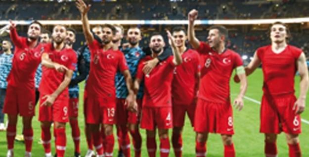 A Milli Takım'ın Arnavutluk Ve Moldova Maçları Aday Kadrosu Açıklandı