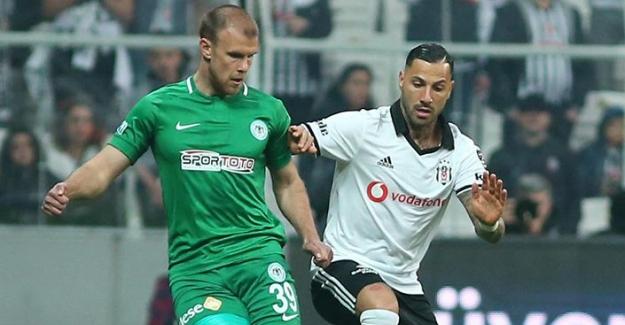 Beşiktaş 3 Puanı Son Dakikada Kaptı