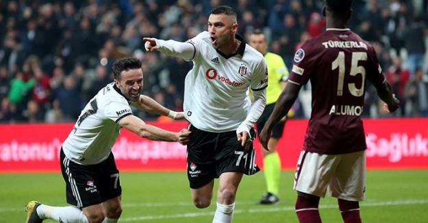 Beşiktaş'tan Tek Kurşun!